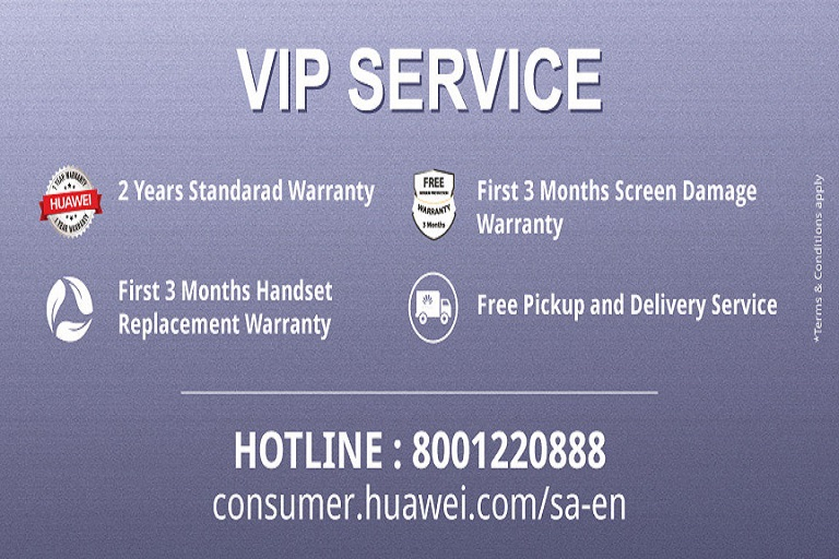 Huawei Offers Free VIP-Service for P9-buyers