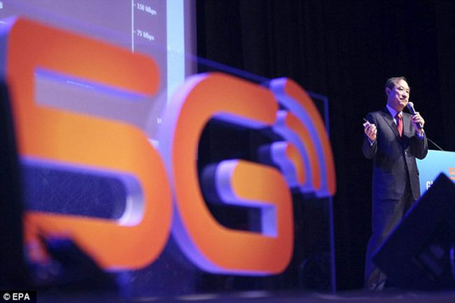 Chinese Telecom Operators to Test 5G Technology