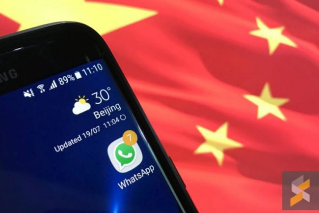 WhatsApp is Completely Out of Service in China