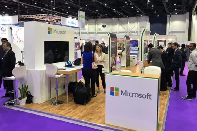 Microsoft to Present Digital Solutions at Wetex
