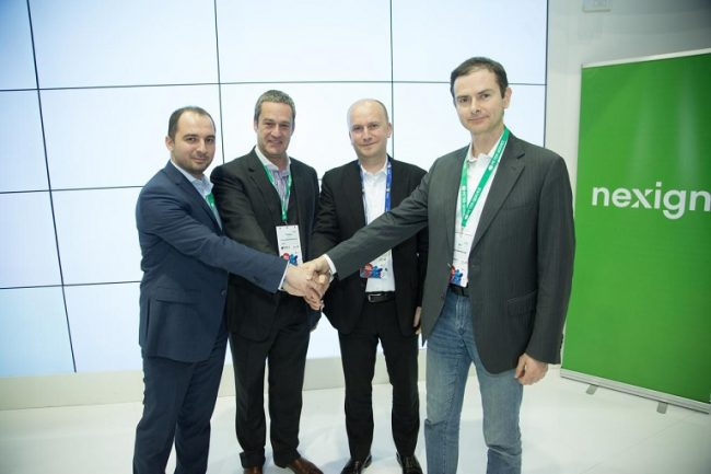 Turkcell Group and Nexign have signed an Agreement in MWC 2018