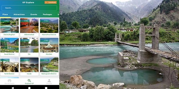 KP Pakistan to Launch First Official Tourism App and Web Portal