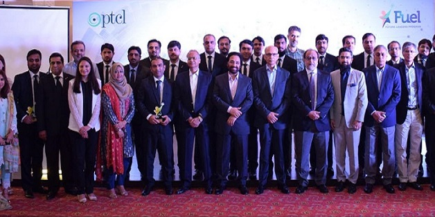PTCL Celebrates Future Leaders Under FUEL Program 2019