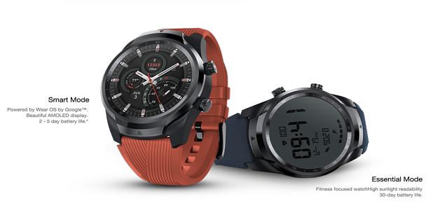 Mobvoi to Launch TicWatch Pro 4G with Dual-Display Technology