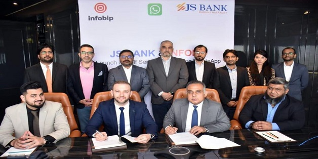 JS Bank to Launch Self-Service Banking on WhatsApp