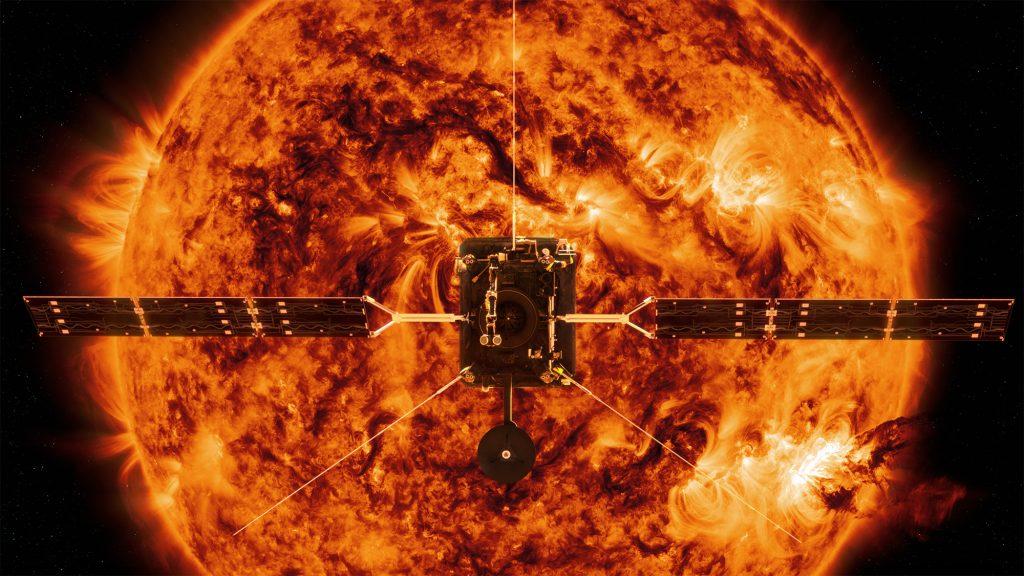 NASA Solar Orbiter